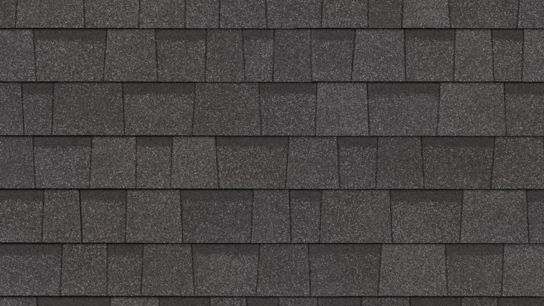 """Owens Corning introduces """"Midnight"""" as the newest shingle color in its TruDefinition Duration COOL Plus Shingles collection."""